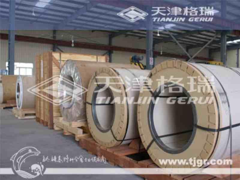 供应供应板式换热器用进口钛板Gr1