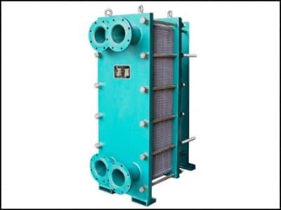 导热油冷却器