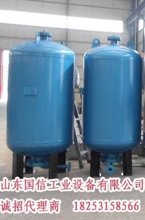 隔膜式气压罐/膨胀罐