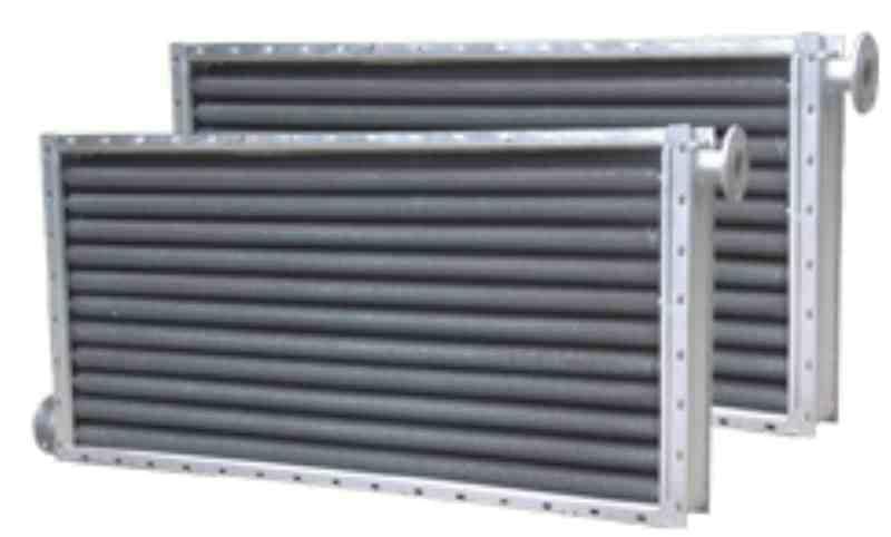 SRZ15×10钢铝翅片管散热器