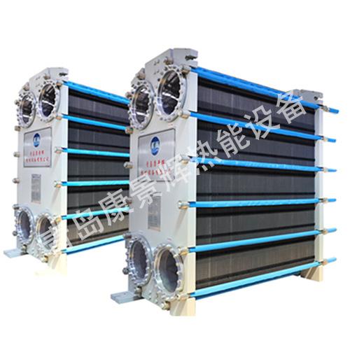 板式热交换器
