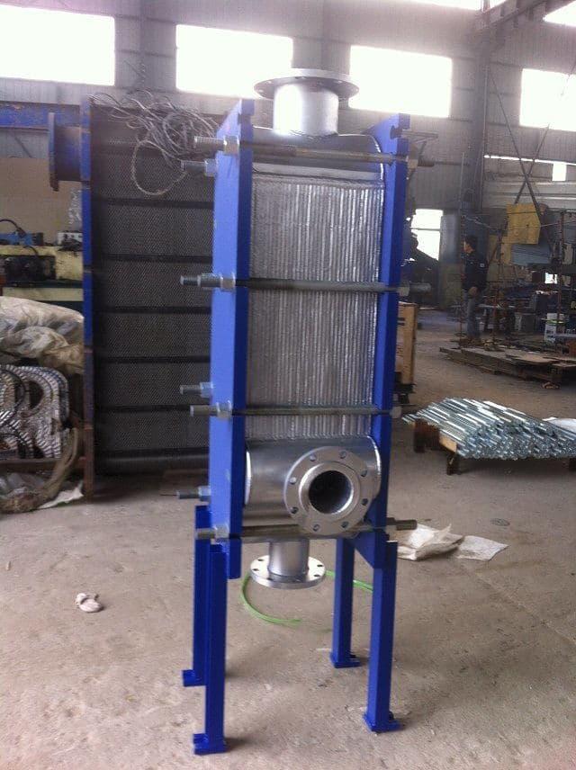 全焊接式板式换热器