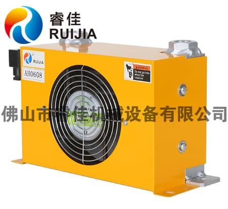 液压站风冷换热器AH0608