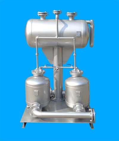 供应-冷凝水回收装置