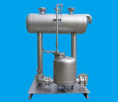 供应冷凝水回收装置