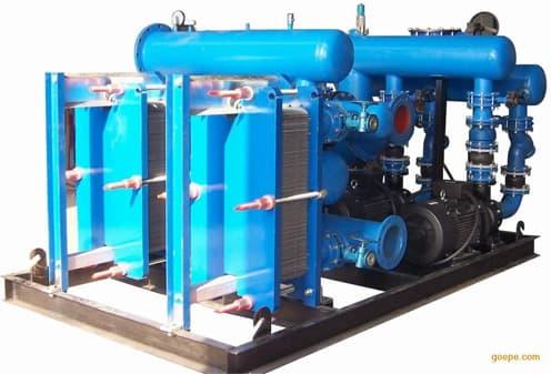 供应空调换热机组