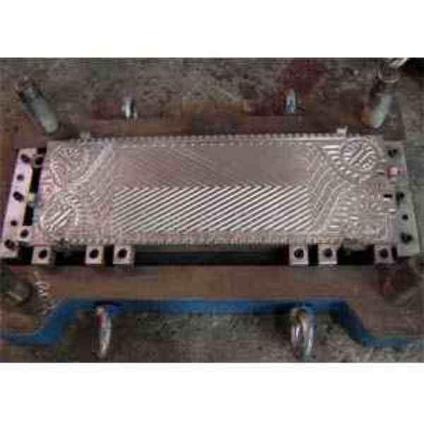 板式换热器模具.