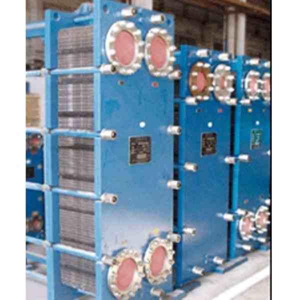 供应钛材和各种特种金属材质的换热器