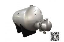RV-04系列导流型容积式水水换热器 汽水换热器