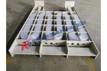 陕西瑞特      氟塑料框架式换热器